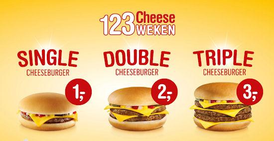 123 Cheeseweken