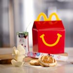 happy meal ontbijt