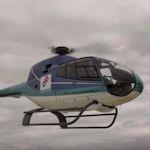 Domino's helikopter