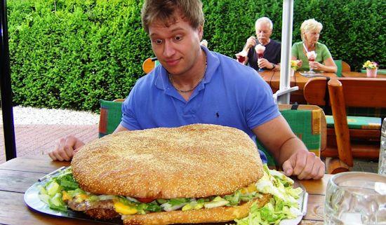 Furious Pete Hamburger