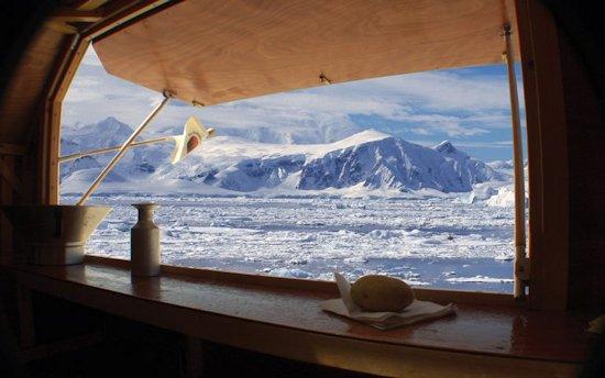 Frietkraam Antarctica