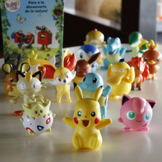 Pokémon Happy Meal