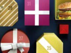 Mcdonalds Cadeau Kalender December Bedankt Lieve Juf Cadeau