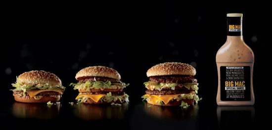 Big Mac saus