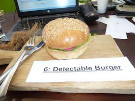 De lekkerste hamburger van Nederland nummer 2