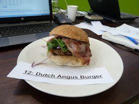 De lekkerste hamburger van Nederland nummer 3