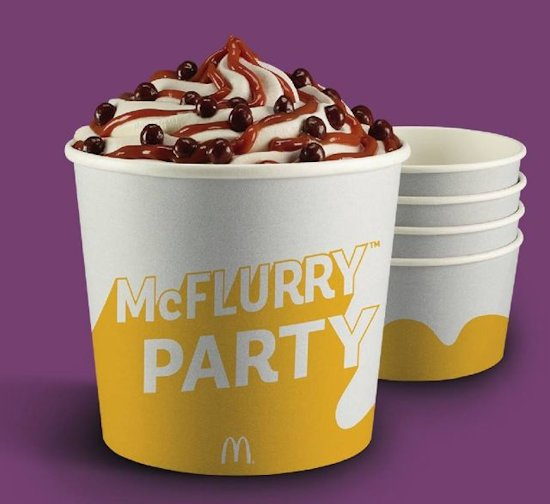 McFlurry Party