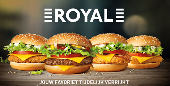 Royal Burgers McDonalds