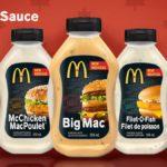Populaire McDonald's sauzen verkrijgbaar in Canadese supermarkt
