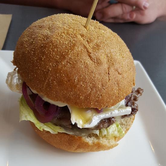 Kwalitaria Lente Burger