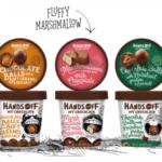 Hands Off My Chocolate komt met drie verschillende chocolade ballen