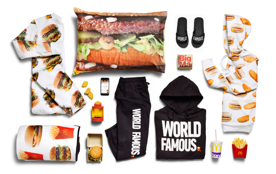 McDelivery collectie