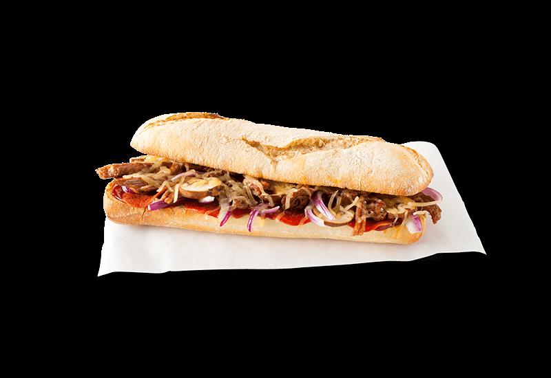 Sandwich Domino's Beef