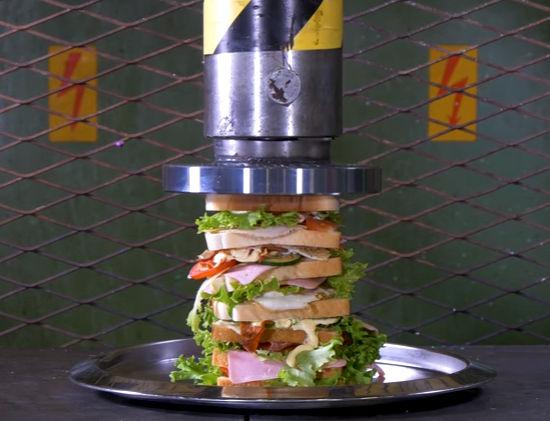 Pers Sandwich