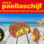 Smullers Paellaschijf