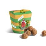 Twee snacks voor Belgische serie F.C. Kampioenen