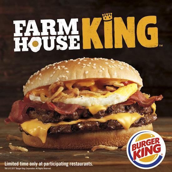 BK farmhouse king