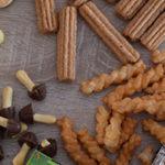De WereldSnackBox is iedere maand een doos vol met nieuwe snacks