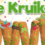 Kruiket is speciale snack voor carnaval