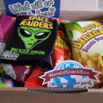 Snacknieuws test WereldSnackBox