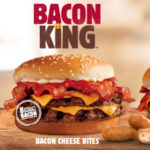 Burger King Bacon Burgers
