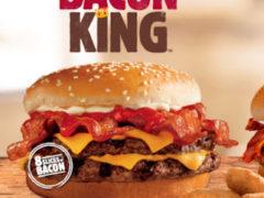 Burger King Bacon Burgers