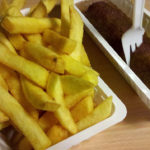 Fastfood friet picanto