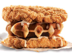 KFC Waffle Double Down