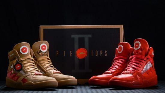 pie-tops schoenen
