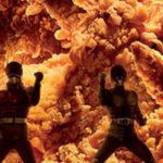 KFC vervangt in foto's explosie door spicy kip