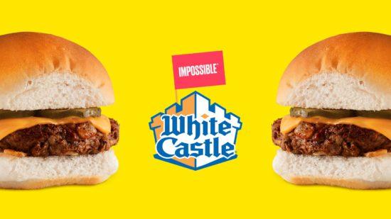 White Castle Impossible Burger