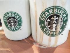 Starbucks mokken