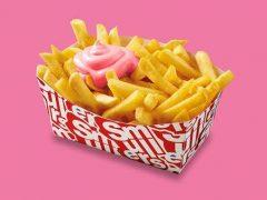 Roze frietsaus