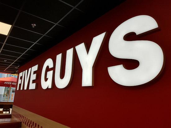 Five Guys Utrecht