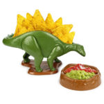 NACHOsaurus en TACOsaurus Rex houders maken eten leuk
