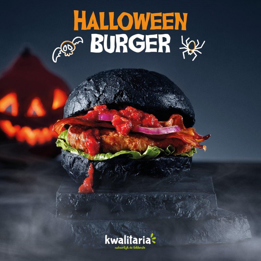 Kwalitaria Halloween Burger