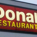 McDonald's Nederland gaat tijdelijk aangepast menu hanteren