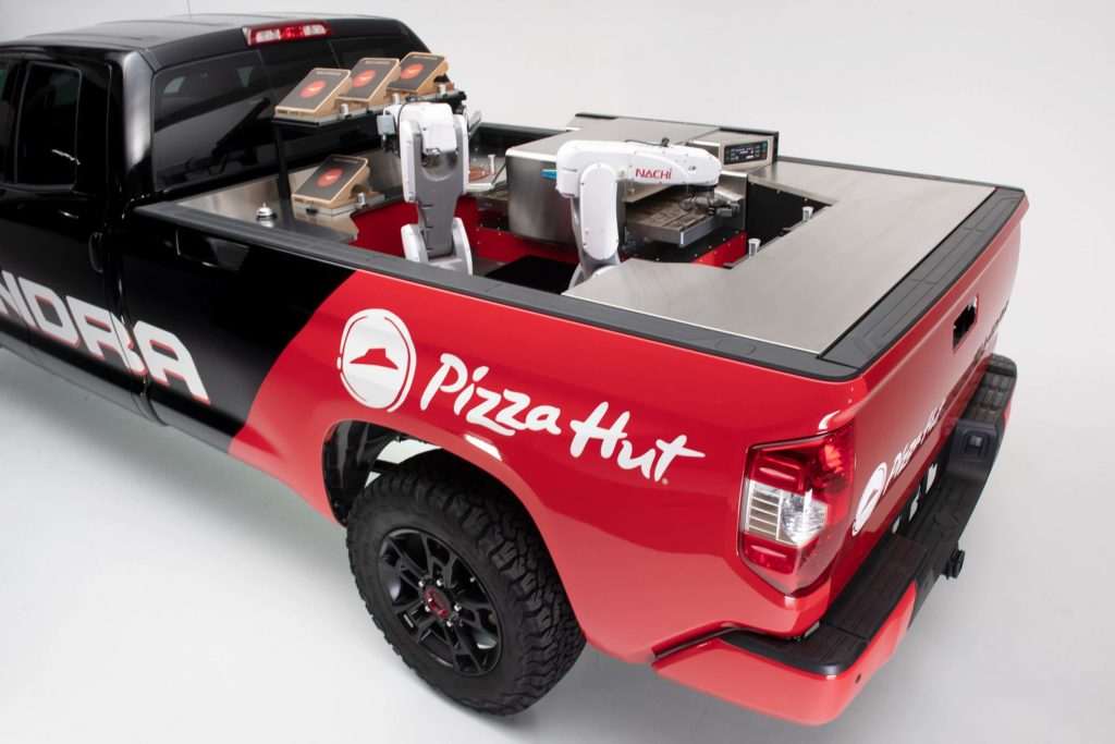 Pizza Hut Toyota