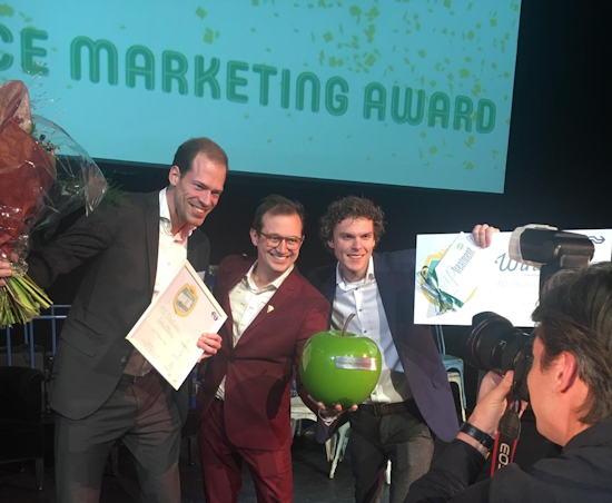 Foodservice Marketing Award 2018