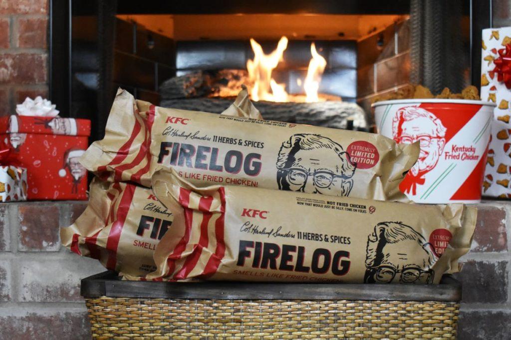 KFC kip hout