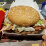 Double Big Tasty in doos