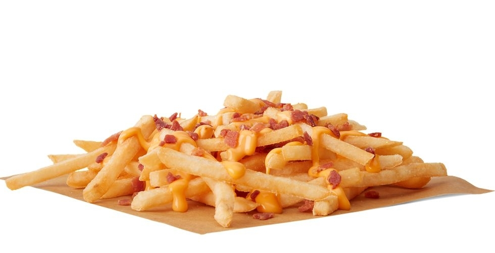 McDonald's Bacon Cheese Fries