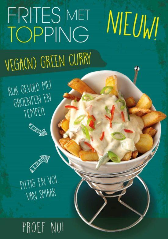 De Indische Vegan Topping