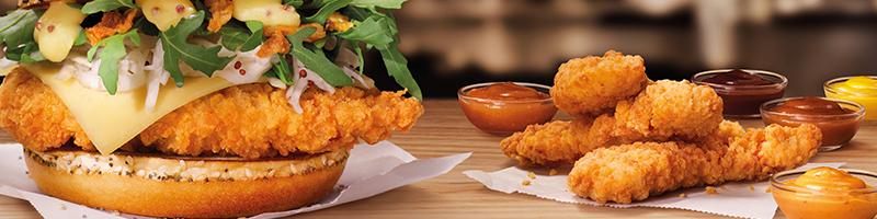 McDonald's Homestyle Chicken