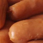 Wereldrecord hotdogs eten bij mannen en vrouwen