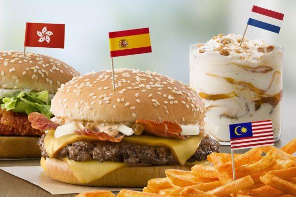 McDonald's exclusieve snacks