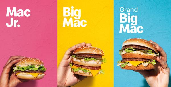 Big Mac familie