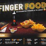 Finger Food O'Tacos