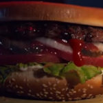 Upside Down Whopper bij Burger King