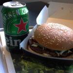 Bier bij McDonald's